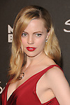 February 20,2009: Melissa George at The Montblanc Signature for Good Charity Gala held at Paramount Studios in Hollywood, California. Credit: RockinExposures