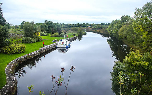 River Shannon Cruising in County Leitrim