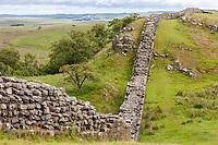 Hadrian's Wall, Northern England