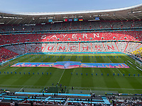Spieleroeffnung und Mannschaftsvorstellung<br /> - Muenchen 19.06.2021: Deutschland vs. Portugal, Allianz Arena Muenchen, Euro2020, emonline, emspor, <br /> <br /> Foto: Marc Schueler/Sportpics.de<br /> Nur für journalistische Zwecke. Only for editorial use. (DFL/DFB REGULATIONS PROHIBIT ANY USE OF PHOTOGRAPHS as IMAGE SEQUENCES and/or QUASI-VIDEO)