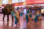 "Katy Perry Music Video, filmed on Fremont Street ""Waking up in Las Vegas """