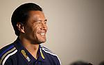 Michael Mols at Hampden today to preview Rangers v Dundee in the Scottish Cup