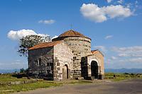 Santa Sabina= Santa Sarbana, frührromamische Kirche,  Provinz Nuoro, West - Sardinien, Italien