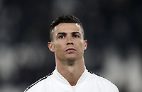 Calcio, Serie A: Juventus - Chievo Verona, Turin, Allianz Stadium, January 21, 2019.<br /> Juventus' Cristiano Ronaldo looks on prior to the Italian Serie A football match between Juventus and Chievo Verona at Torino's Allianz stadium, January 21, 2019.<br /> UPDATE IMAGES PRESS/Isabella Bonotto