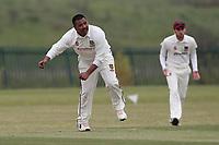 Rainham CC (batting) vs South Woodford CC, Hamro Foundation Essex League Cricket at Spring Farm Park on 1st May 2021