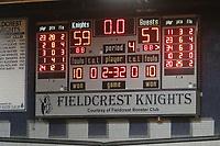 Varsity Boys Basketball 1/11/19