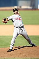 Eric Berger - Peoria Javelinas - 2010 Arizona Fall League.Photo by:  Bill Mitchell/Four Seam Images..