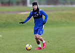St Johnstone Training…. 09.12.20<br />Stevie May pictured during training ahead of Saturdays home game against Livingston.<br />Picture by Graeme Hart.<br />Copyright Perthshire Picture Agency<br />Tel: 01738 623350  Mobile: 07990 594431