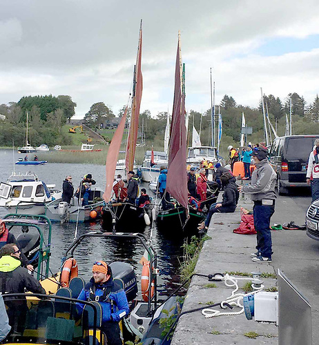 Revived back in 1972, the Cong Galway Race will be sailed on Sunday, June 27.