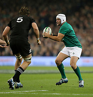 Saturday 17th November 2018 | Ireland vs New Zealand<br /> <br /> Rory Best during 2018 Guinness Series between Ireland and Argentina at the Aviva Stadium, Lansdowne Road, Dublin, Ireland. Photo by John Dickson / DICKSONDIGITAL