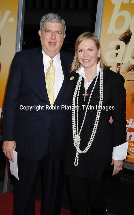 Marvin Hamlisch and wife Terri