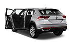 Car images of 2020 Volkswagen Atlas-Cross-Sport SE-w/Tech 5 Door SUV Doors