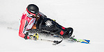 Kurt Oatway, PyeongChang 2018 - Para Alpine Skiing // Ski para-alpin.<br /> Kurt Oatway skis in the men's sitting downhill // Kurt Oatway skis en descente assis masculin. 10/03/2018.