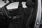 Front seat view of 2017 Mercedes Benz GLE-Class GLE300d 5 Door SUV Front Seat  car photos