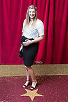 © Licensed to London News Pictures . 16/05/2015 .  The Palace Hotel , Manchester , UK . Swimmer Rebecca Adlington . The red carpet at the 2015 British Soap Awards , The Palace Hotel , Oxford Road , Manchester . Photo credit : Joel Goodman/LNP