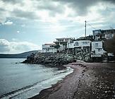 Tsonia, Lesbos, Griechenland