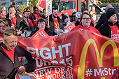 McDonalds Strike, 12-11-19