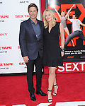 Rob Lowe and wife attends The L.A. Premiere of Sex Tape held at The Regency Village Theatre  in Westwood, California on July 10,2014                                                                               © 2014 Hollywood Press Agency