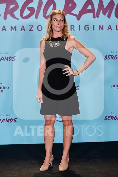 "Georgia Brown attends to ""El Corazon De Sergio Ramos"" premiere at Reina Sofia Museum in Madrid, Spain. September 10, 2019. (ALTERPHOTOS/A. Perez Meca)"