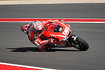 Yonny Hernandez (68) in action during the Red Bull MotoGP of the Americas practice session at Circuit of the Americas racetrack in Austin,Texas. ..