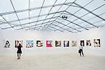 Annual Contemporary Art fair Frieze in New York