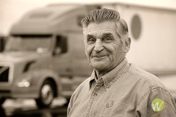 Watsontown Trucking Company, Milton, PA. Truck driver.