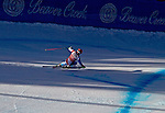 30.11.2011, Birds of Prey, Beaver Creek, USA, FIS Weltcup Ski Alpin, Abfahrt Herren, 2. Training, im Bild  Swiss Ski Team Athlete Didier Cuche with the fastest downhill training run of the day // during a men's downhill practice session at FIS alpine Ski Worldcup on the Birds of Prey downhill course, Beaver Creek, United Staates on 2011/11/30 , EXPA Pictures © 2011, PhotoCredit: EXPA/ Jonathan Selkowitz..***** ATTENTION - out of USA *****
