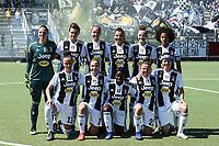 formazione Juventus Women. Team line up <br /> Verona 20-4-2019 Stadio AGSM Olivieri <br /> Football Women Serie A Hellas Verona - Juventus <br /> Juventus win italian championship <br /> Photo Daniele Buffa / Image Sport / Insidefoto