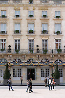 Grand hotel de Bordeaux the regent bordeaux france