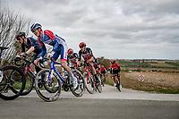 Dries Van Gestel (BEL/Total Direct Energie)<br /> <br /> 83rd Gent-Wevelgem - in Flanders Fields (ME - 1.UWT)<br /> 1 day race from Ieper to Wevelgem (BEL): 254km<br /> <br /> ©kramon