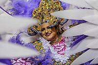 SAO PAULO, SP, 22/02/2020 - Carnaval 2020 -SP- Carnaval 2020, Desfile da Escola de Samba Perola Negra pelo segundo dia de Carnaval do grupo especial, no Sambodromo do Anhembi em Sao Paulo, SP, nesta sabado (22). (Foto: Marivaldo Oliveira/Codigo 19/Codigo 19)