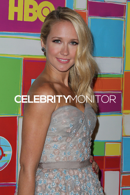 WEST HOLLYWOOD, CA, USA - AUGUST 25: Anna Camp at HBO's 66th Annual Primetime Emmy Awards After Party held at the Pacific Design Center on August 25, 2014 in West Hollywood, California, United States. (Photo by Xavier Collin/Celebrity Monitor)