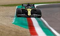 1st November 2020, Imola, Italy; FIA Formula 1 Grand Prix Emilia Romagna, Race Day; 3 Daniel Ricciardo AUS, Renault DP World F1 Team