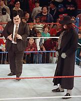 Paul Bearer Undertaker 1998                                               Photo By John Barrett/PHOTOlink
