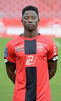 13th November 2020; Stade Gaston Gérard, Dijon, France; Dijon FC official portrait pictyres for season 2020-21, League 1;  Ngouyamsa
