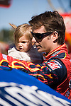 Oct 19, 2008; 12:23:57 PM;  Martinsville, VA, USA; NASCAR Sprint Cup Series race at the Martinsville Speedway for the TUMS Quick Pak 500.  Mandatory Credit: (thesportswire.net)