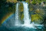 Koosah Falls, Mc Kenzie River National Wild and Scenic River, Willamette National Forest, Oregon