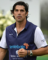 WELLINGTON, FL - MAY 04: Nacho Figueras are seen during the awards ceremony at the Sentebale Royal Salute Polo Cup on May 4, 2016 in Wellington, Florida.<br /> <br /> People:  Nacho Figueras