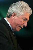 Bloc Quebecois Party leader Gilles Duceppe<br /> <br /> PHOTO :  Francis Vachon - Agence Quebec Presse