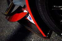 22-25 January, 2015, Daytona Beach, Florida USA<br /> Turning vane detail, #48 Audi entry.<br /> ©2015, F. Peirce Williams