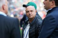 10th October 2021; Tottenham Hotspur stadium, London, England; NFL UK Series, Atlanta Falcons versus New York Jets: Tottenham Hotspur Chairman Daniel Levy is seen in attendance