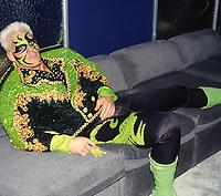 Sting 1990                                                                              Photo By John Barrett/PHOTOlink