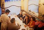 People, Benoit Restaurant, Paris, France, Europe
