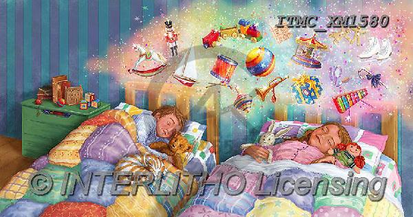 Marcello, CHRISTMAS CHILDREN, WEIHNACHTEN KINDER, NAVIDAD NIÑOS, paintings+++++,ITMCXM1580,#XK#