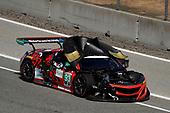 #93 Michael Shank Racing with Curb-Agajanian Acura NSX, GTD: Lawson Aschenbach, Justin Marks, crash