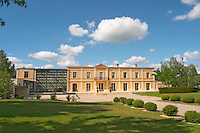 The Chateau Haut Bertinerie  Cotes de Bourg  Bordeaux Gironde Aquitaine France