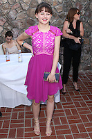BURBANK, CA, USA - JUNE 26: Actress Joey King arrives at the 40th Annual Saturn Awards held at The Castaway on June 26, 2014 in Burbank, California, United States. (Photo by Xavier Collin/Celebrity Monitor)