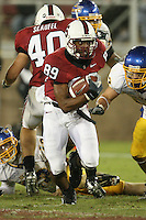 15 September 2007: Doug Baldwin during Stanford's 37-0 win over San Jose State at Stanford Stadium in Stanford, CA.