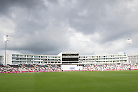 A view across the ground from the pavilion end during India vs New Zealand, ICC World Test Championship Final Cricket at The Hampshire Bowl on 20th June 2021