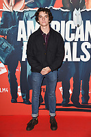 """Fionn Whitehead<br /> arriving for the premiere of """"American Animals"""" screening at Somerset House, London<br /> <br /> ©Ash Knotek  D3425  22/08/2018"""